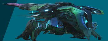 Flash Sale > Upgrade - Gladius to Esperia Talon Shrike