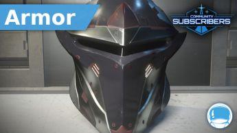 """""""Singularity"""" Paladin Helmet - Armor - Subscriber"""
