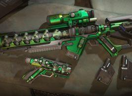 """""""Venom"""" Ligtning Bolt Co. Weapons Pack"""