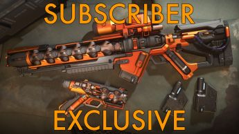 """A """"Igniter"""" Lightning Bold CO. Weapons Pack - Subscribers Exclusive"""