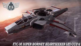 F7C-M Super Hornet Heartseeker LTI CCU'd