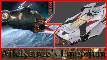 Aegis Vanguard Hoplite to RSI Apollo Medivac CCU