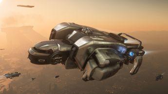 MISC Starfarer - LTI