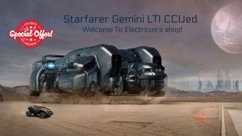 Flash Sale > MISC Starfarer Gemini LTI CCUed