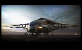 Crusader Genesis Starliner - Lifetime Insurance - Original Concept