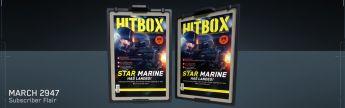 Hitbox Magazine Flair