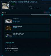 Avenger Titan + SQ42 Combo Pack - 10y Insurance