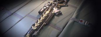 Atzkav 'DEADEYE' Sniper Rifle