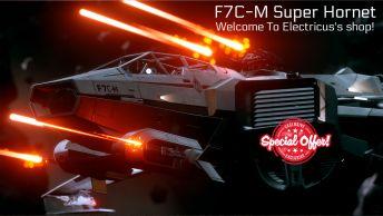 Anvil F7C-M Super Hornet LTI CCUed