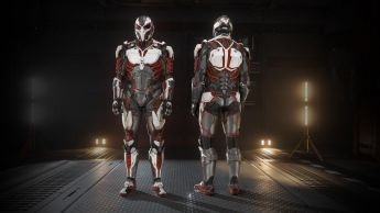CCC Aves Armor and Helmet Set