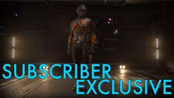 A Aztalan Tamarack Armor Set - Subscribers Exclusive