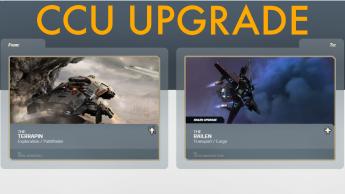 A CCU Upgrade - Anvil Terrapin to Gatac Railen