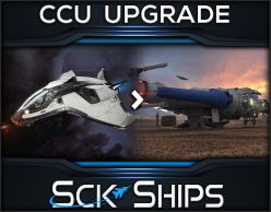 Aegis Avenger Titan to MISC Reliant Kore Upgrade