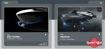 600i Touring to Nautilus Upgrade CCU