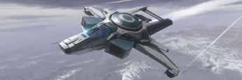 Anvil F7C-R Hornet Tracker - LTI