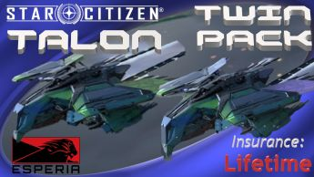 Esperia Talon Twin Pack - LTI (Includes Aves Helmet and Armor)