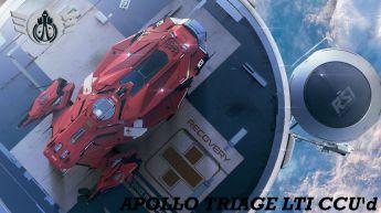 Apollo Triage LTI CCU'd