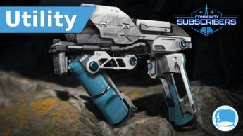 """Pyro RYT """"Ghost"""" Multi-Tool - Utility - Subscriber"""