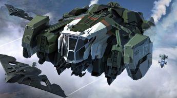 Anvil Hurricane to Aegis Vulcan CCU