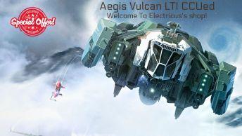 Aegis Vulcan LTI CCUed
