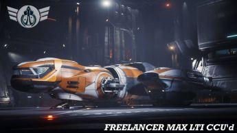 Freelancer MAX LTI CCU'd