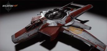 Anvil Hornet Wildfire LTI CCU