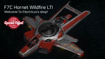 Anvil Hornet Wildfire LTI CCUed