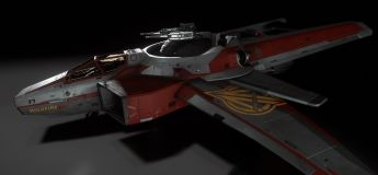 Anvil F7C Hornet Wildfire - LTI