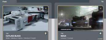 Cutlass Black to Nova Tank Upgrade