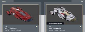 Apollo Triage to Apollo Medivac Upgrade