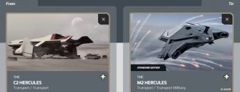 C2 Hercules to M2 Hercules Upgrade