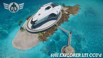 600i Explorer LTI CCU'd