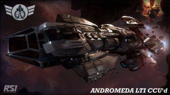 Andromeda LTI CCU'd