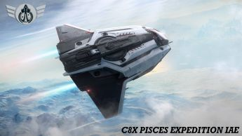 C8X Pisces Expedition (10 year Insurance)