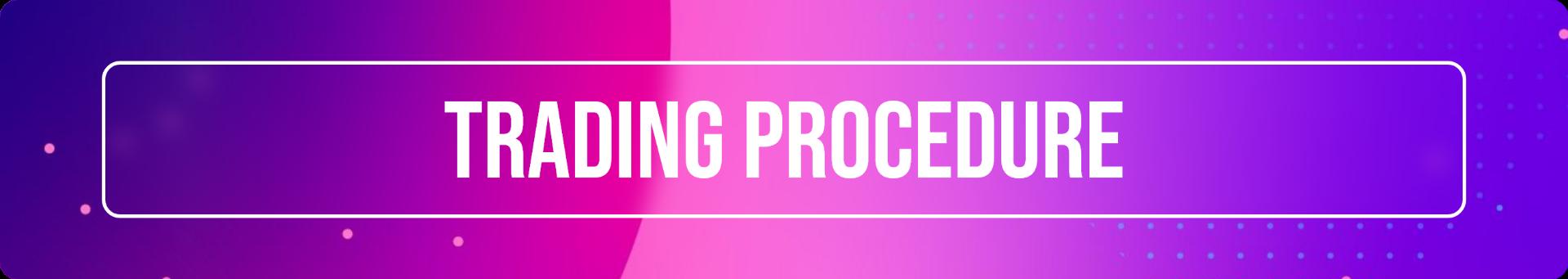 Star Hangar - Trading Procedure