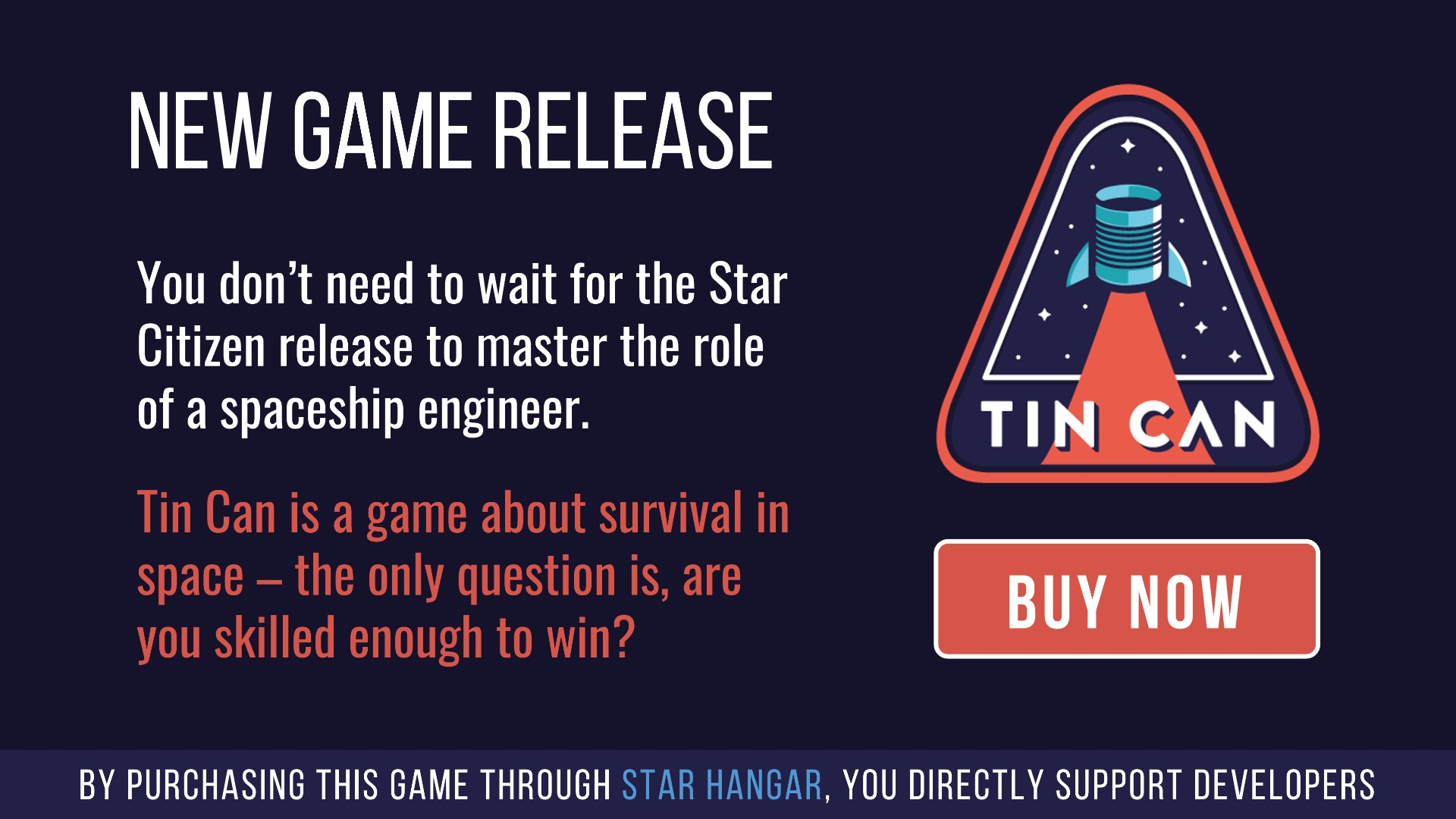 Tin Can The Game