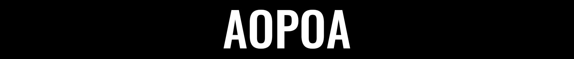 Aopoa Banner