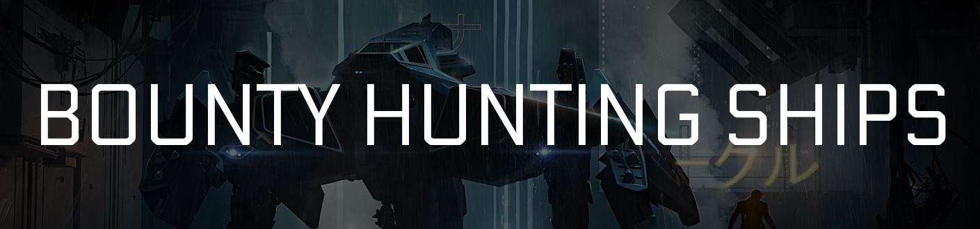 Bounty Hunting Banner