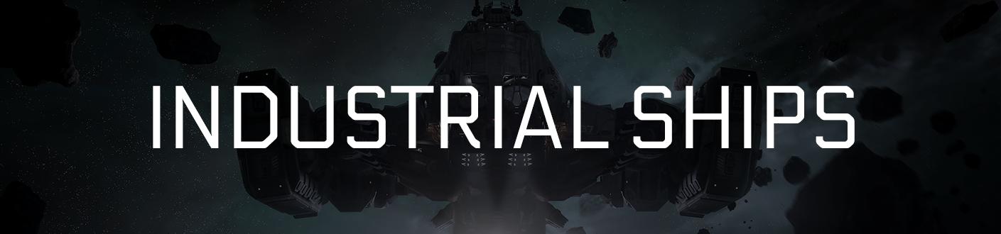 Industrial Ships Banner