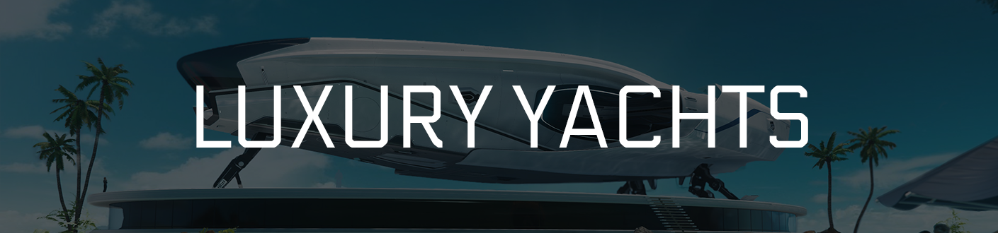 Luxury & Yachts Banner